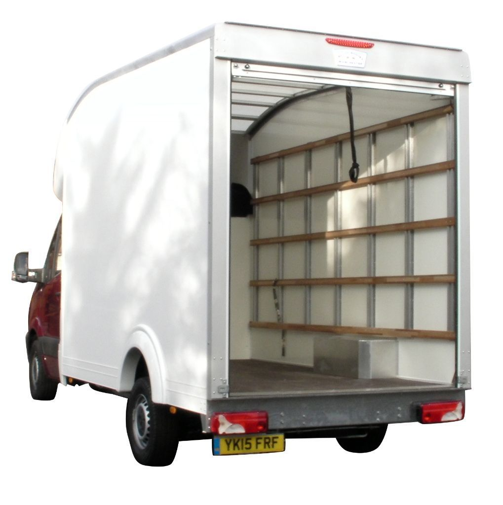 Man with a Box Van. 5 year experience. Team available. Free clearances. Storage. Leeds, UK, Europe.