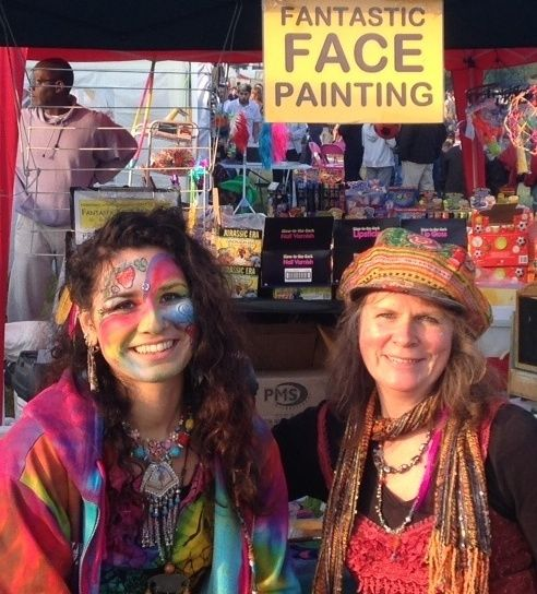 Fantastic Face Painting and Cool Balloon Modelling: a reliable entertainer for your party or event