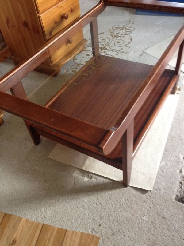 Vintage Coffee Table - Can Deliver