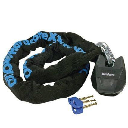 Oxford Hardcore XL Motorbike Chain Lock - 11mm Links - 1.5 Metre - reduced price