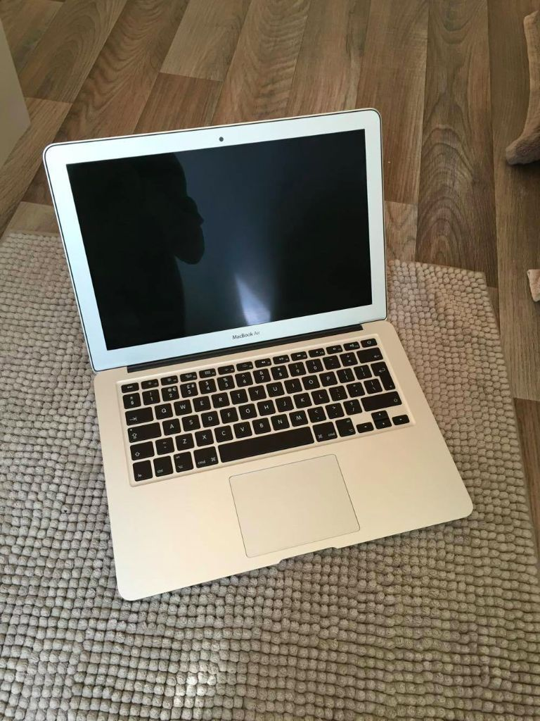 MacBook air 13. Purchased April 2015.