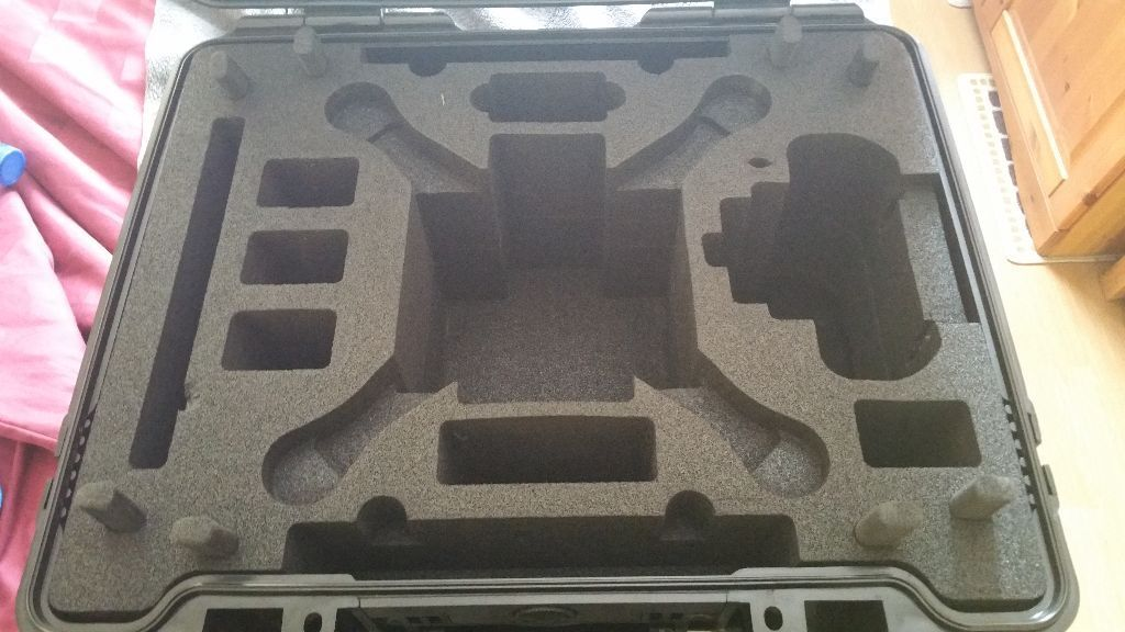 DJI Phantom 3 Hard Case