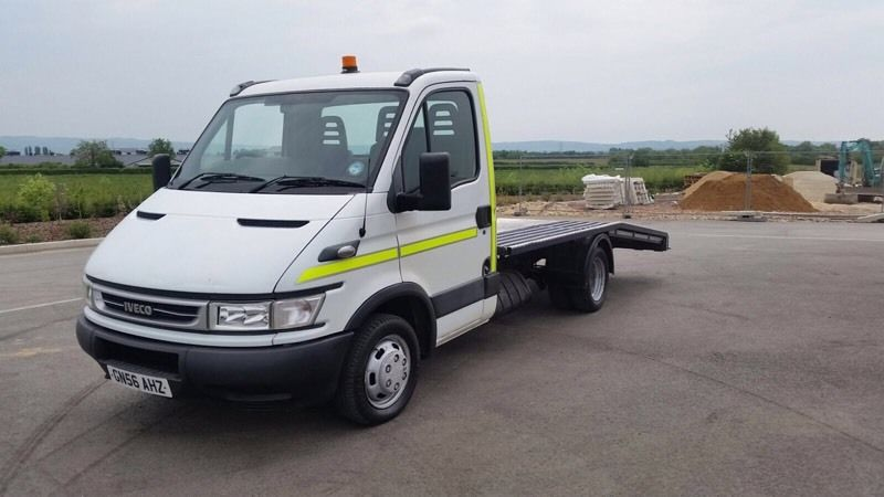 56 Reg iveco daily 35c 12hpi recovery truck