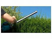 Garden maintenance or clearance (e.g. lawn mowing, hedge trimming)