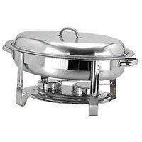 Oval chafing dish (June Offer)