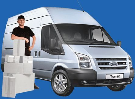 Man and van speedy removal Hire Fast service.