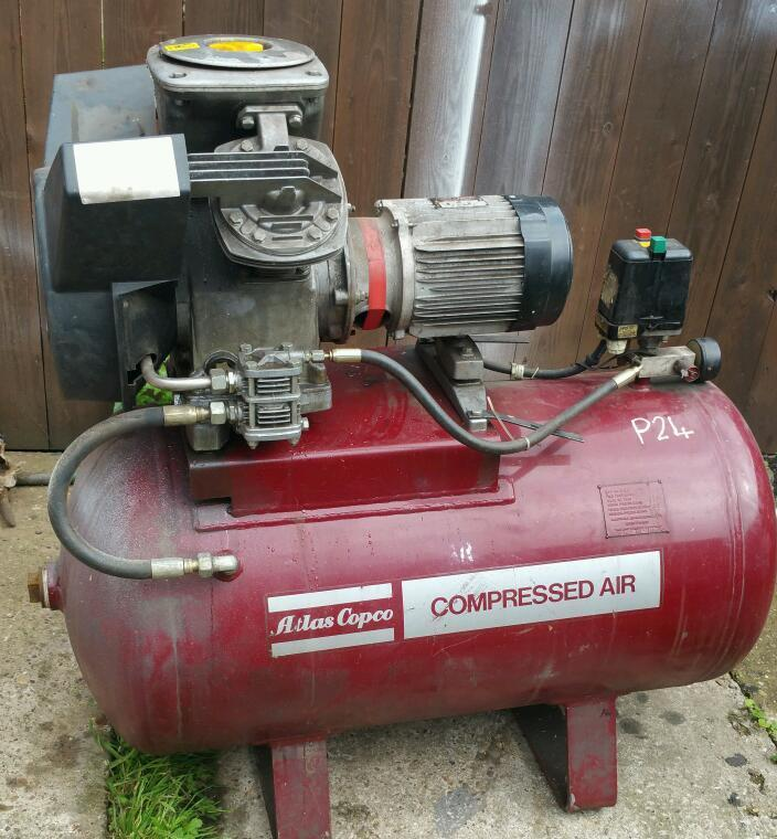 Air compressor 150 litre
