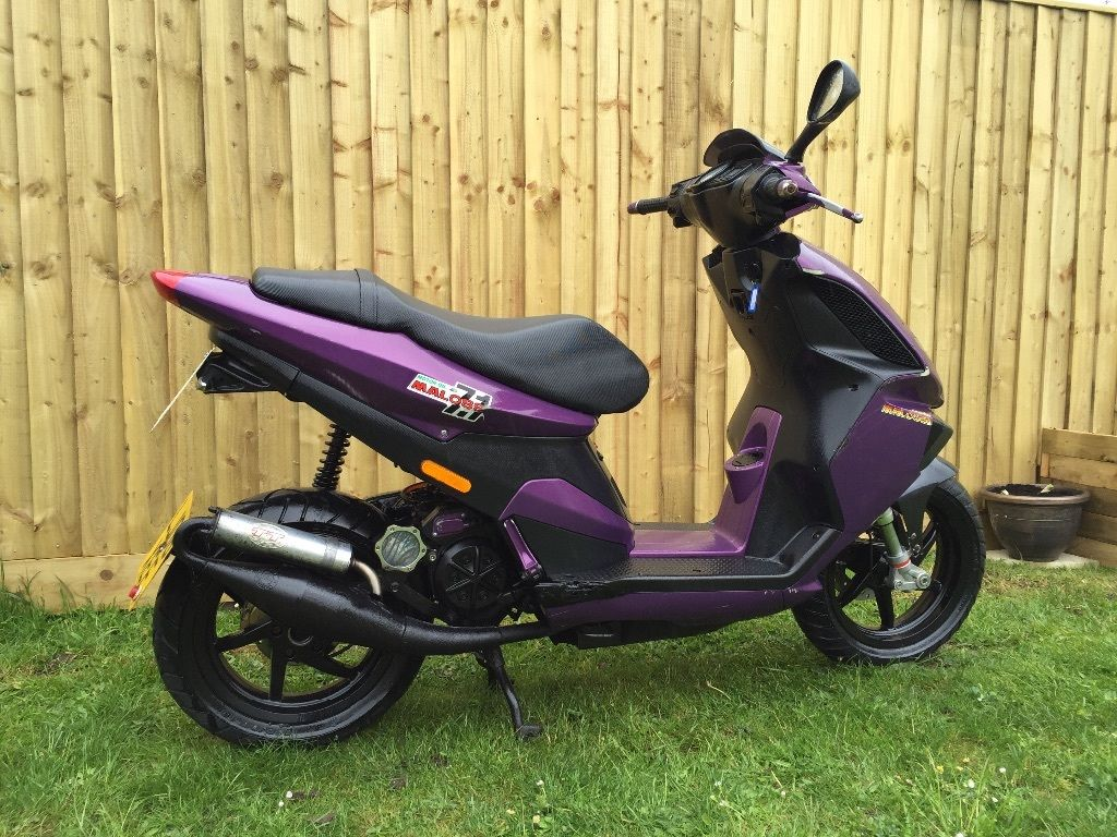 Piaggio Nrg 50cc 2008 scooter moped 12 months mot