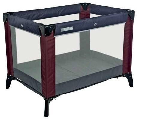 Mamas & Papas Classic Travel Cot - Perfect for Camping to use as a Cot & PlayPen