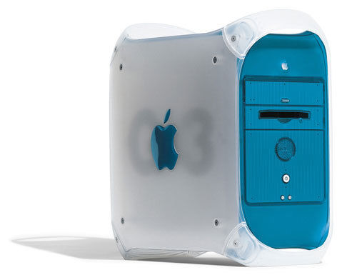 Apple PowerMac G3 Blue and White