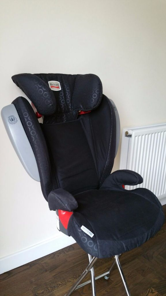 Car seat suitable for children from 9kg to 36kg