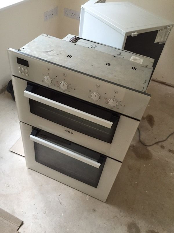 Bosch High Level Double Oven