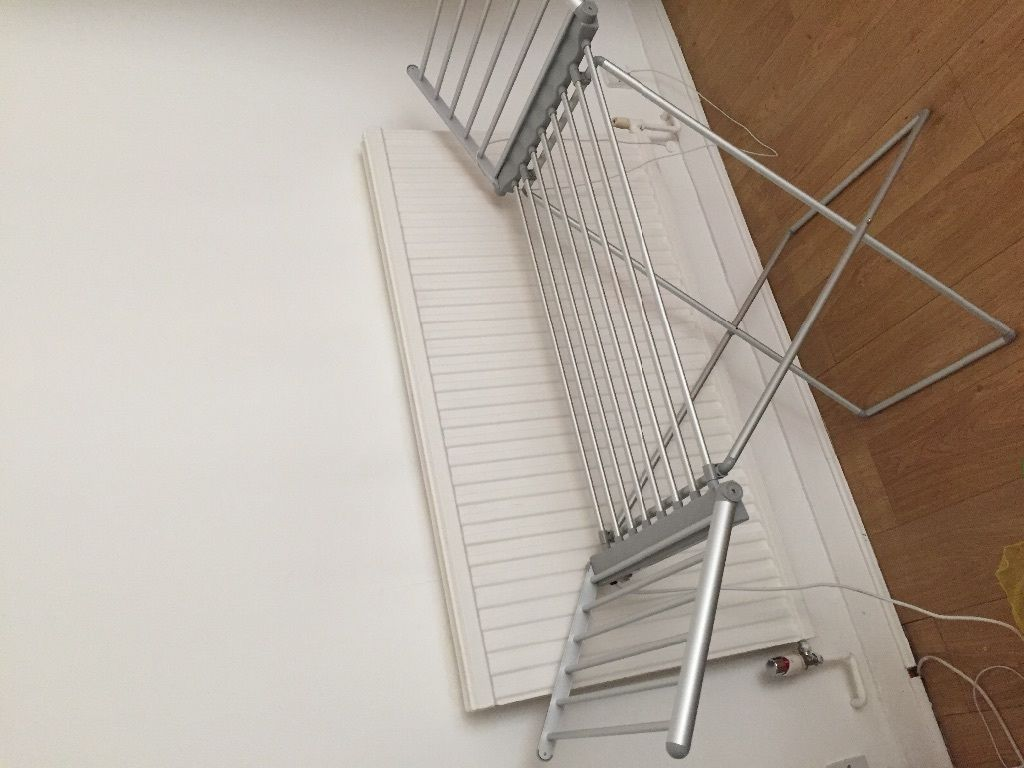Electric Drying Clothes Rack