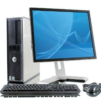 Dell OptiPlex 745 C2D 2.4gHZ, 4GB RAM, 250GB HDD.Clean and fast