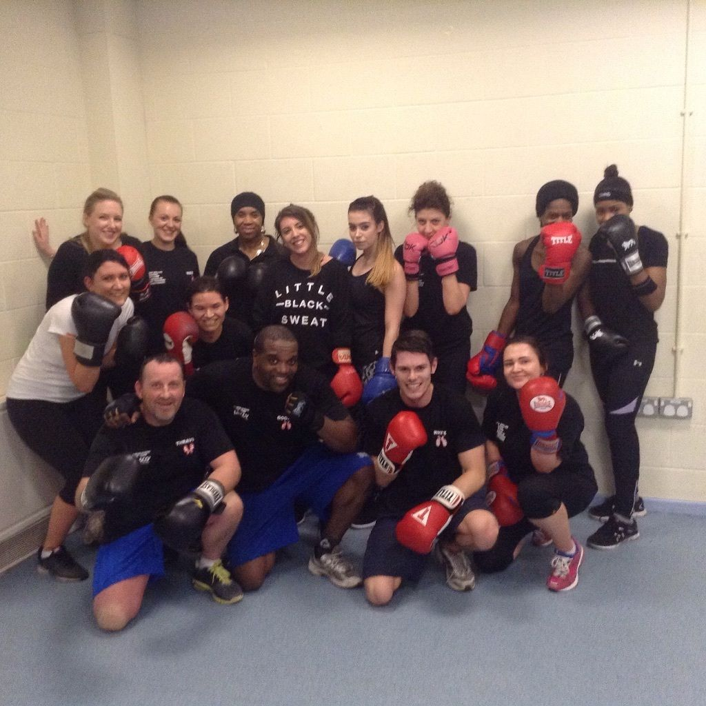 Boxing intensive four week Fit-camp in Nottingham