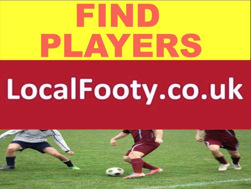 Are you a football team looking for new players? FIND PLAYERS IN BIRMINGHAM. FIND FOOTBALL PLAYERS