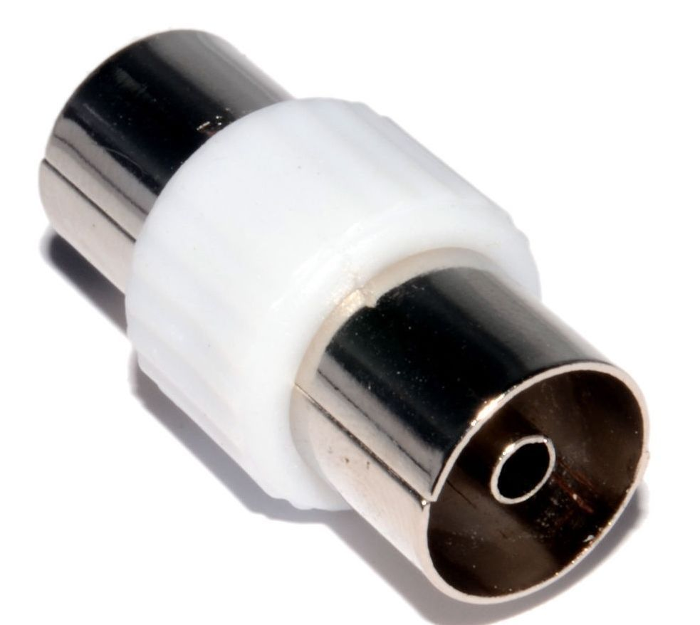 TV Coaxial Cable Coupler.
