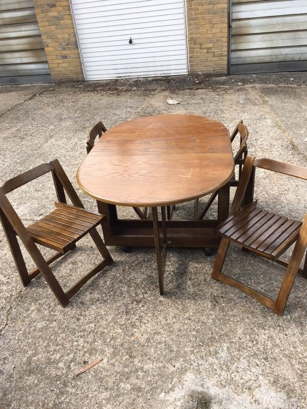 High quality table and chairs, Free delivery