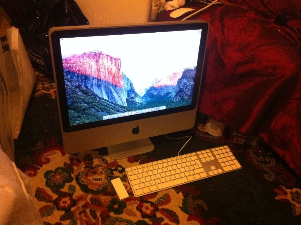 Like New iMac boxed