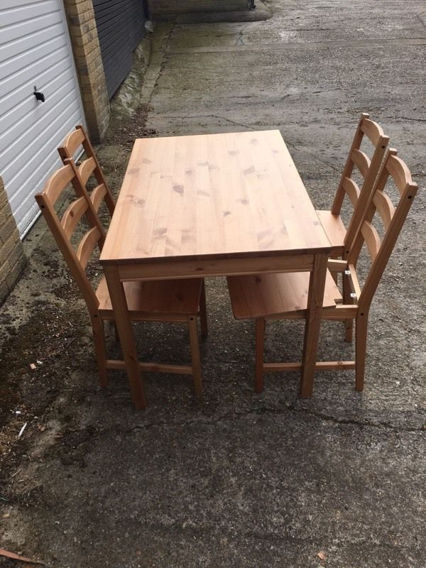 Modern Table and chairs, Free delivery