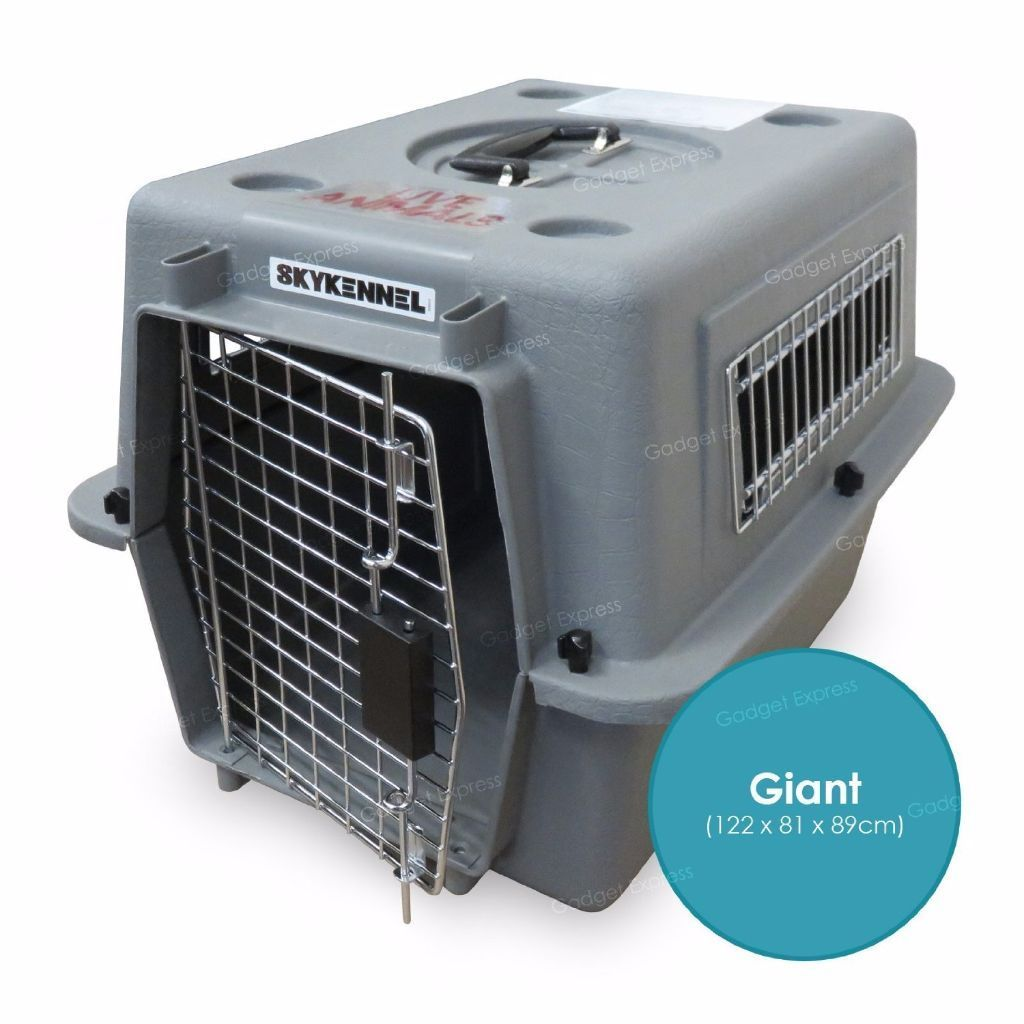 "Petmate Giant (48"") Vari Kennel , Great Condition- used only once"