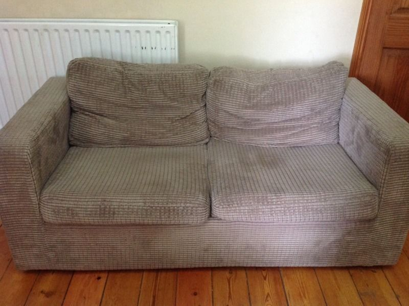 Very good two seater single sofabed for sale