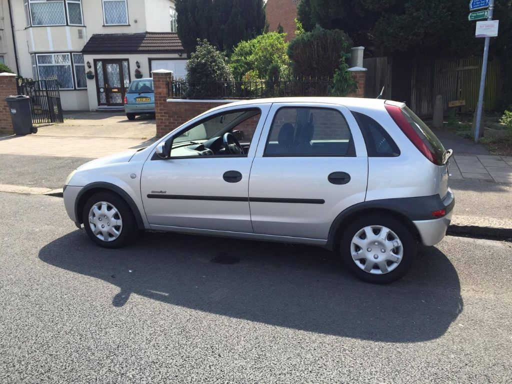 Vauxhall Corsa, 1.2l , 2002 for sale,