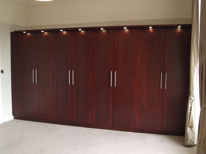 -Wardrobes To Size - Slinding doors -