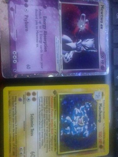 Bunch of holos and ultra rares
