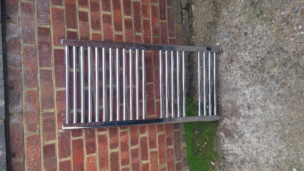 Towel Rail Chrome