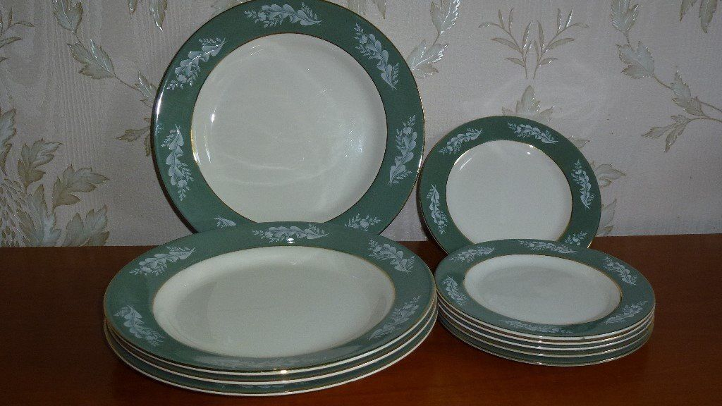 LORD NELSON POTTERY PLATES