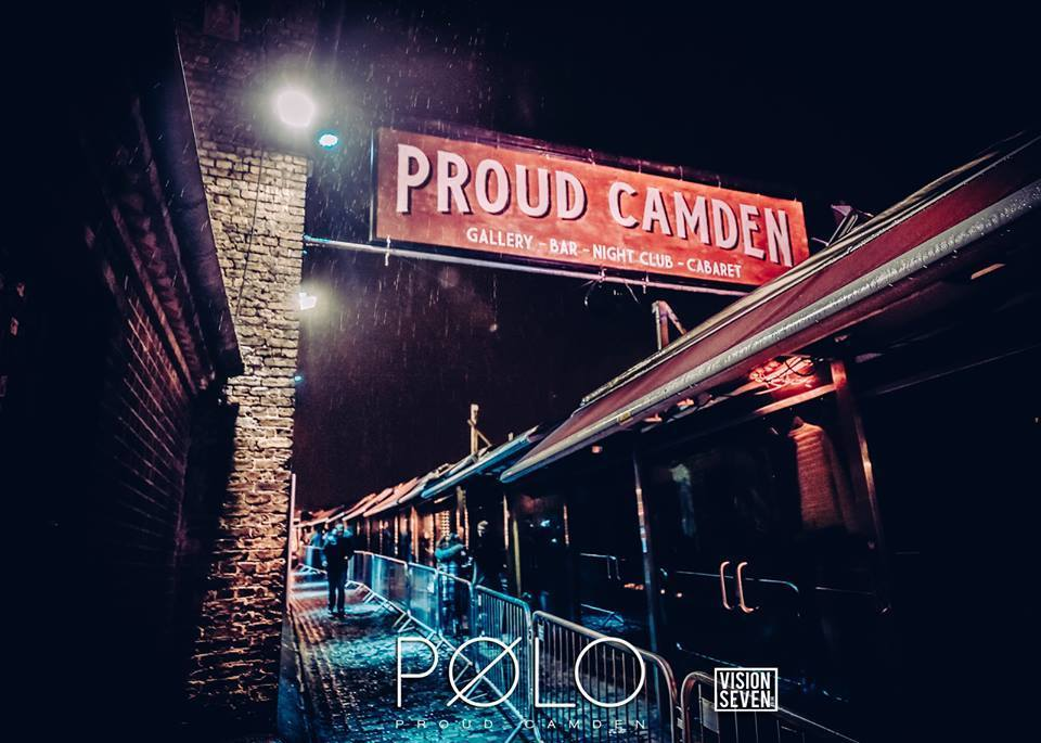 PROUD CAMDEN IS LOOKING FOR FABULOUS BAR STAFF (CV + PHOTO ESSENTIAL)