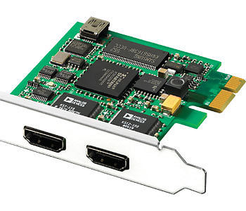 Blackmagic design Intensity, first HDMI PCI Express card