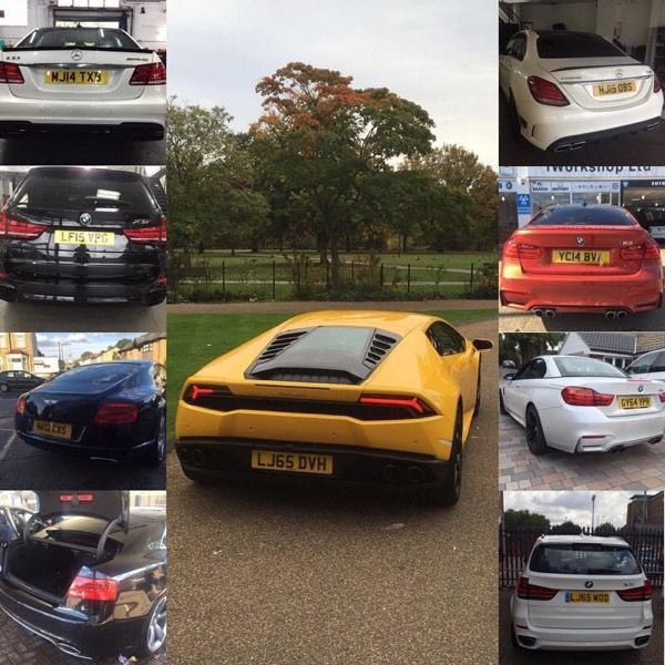 Self Drive / BMW Car Rent / Merc Car Hire / Supercar Hire / London / Lamborghini Huracan