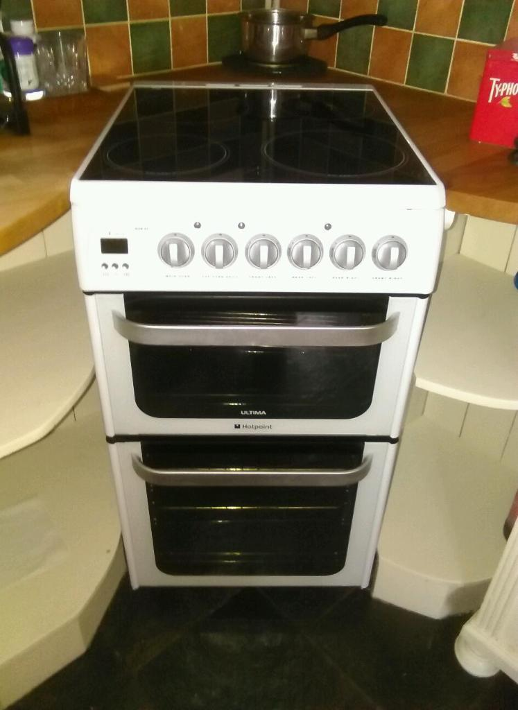 Hotpoint cooker 50cm