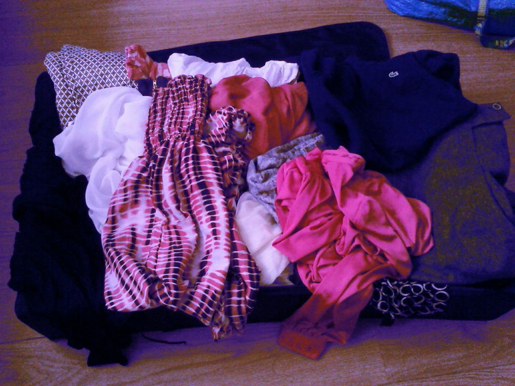 Mixed bundle of Men's and Ladies clothes