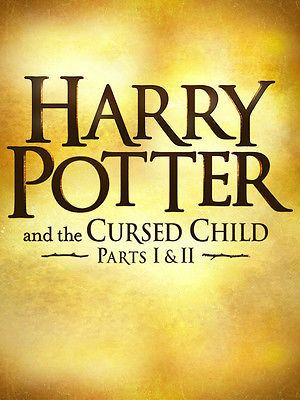 Harry Potter and The Cursed Child I and II x 4 Swap