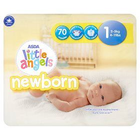 Little angels nappies