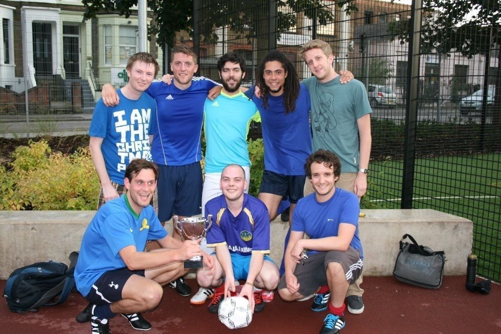 CLAPHAM JUNCTION 6 A-SIDE FOOTBALL LEAGUE
