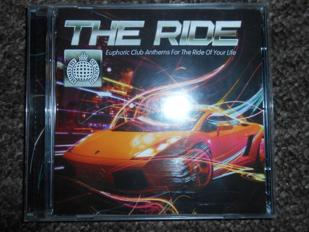 Various Artists - THE RIDE - Anthems From The Ministry of Sound - 2 CD 2007
