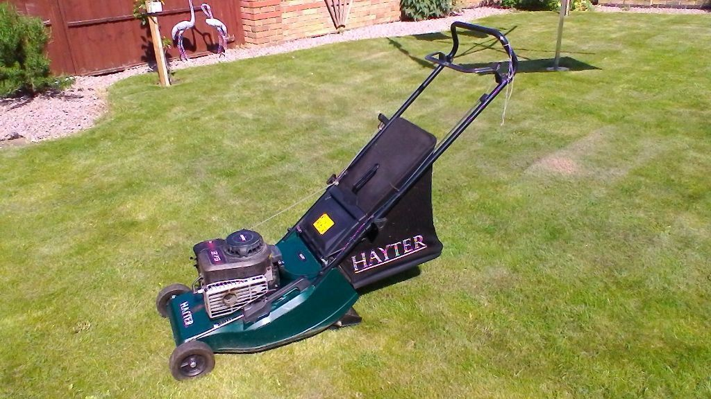 Hayter Hawk Rotary Petrol Lawn Mower for Sale