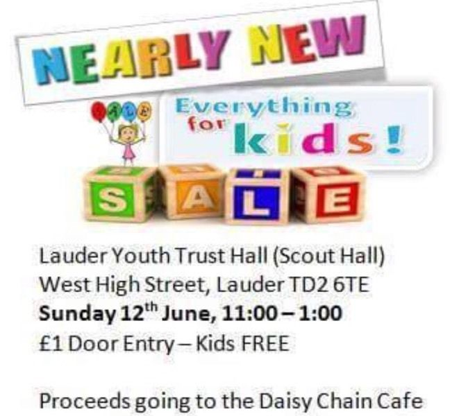 Baby and Kids Sale TODAY in Lauder
