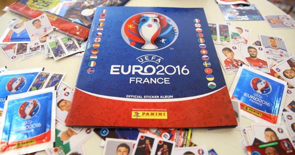 Euro 2016 Stickers (Swaps by Post) Minimum 3/4 stickers