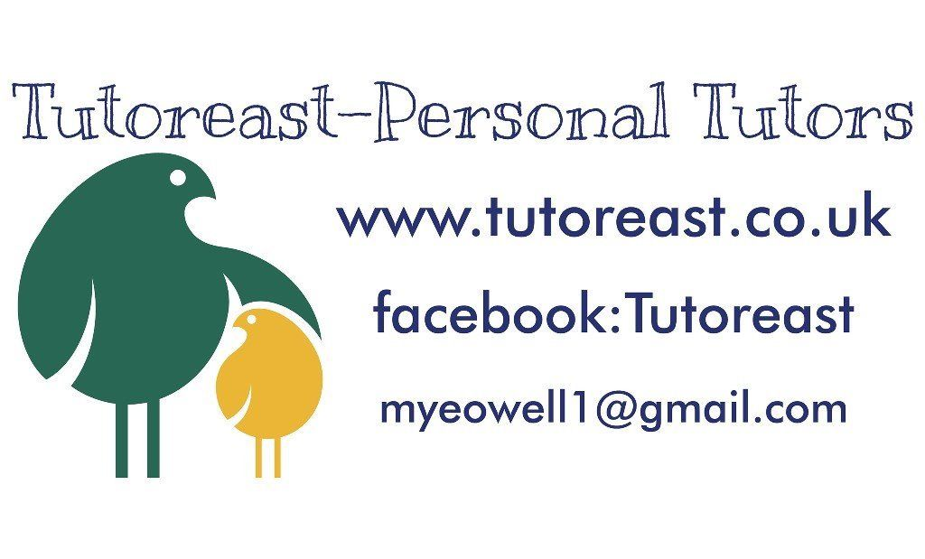 Tutoreast- Offering tutoring in many subjects.
