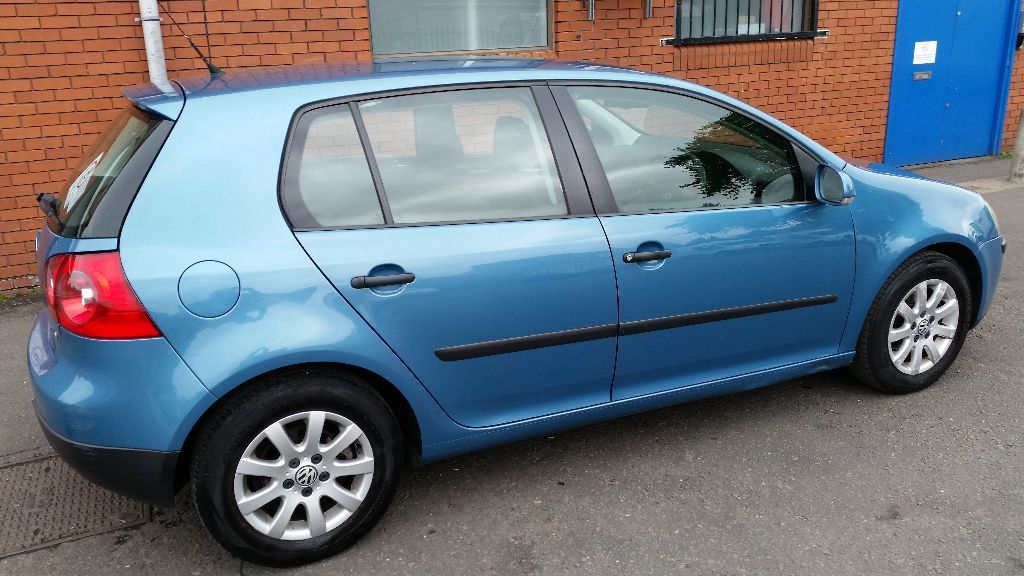 VW GOLF 1.9 TDI 2006 - LONG MOT - EXC CONDITION