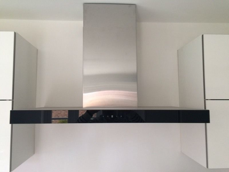 Cooker extractor hood - brand new