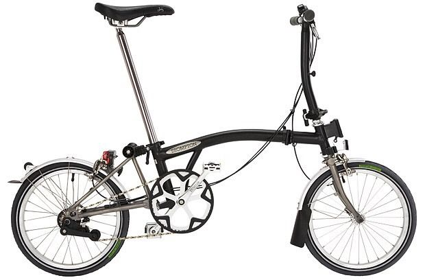 Wanted Brompton folding bike