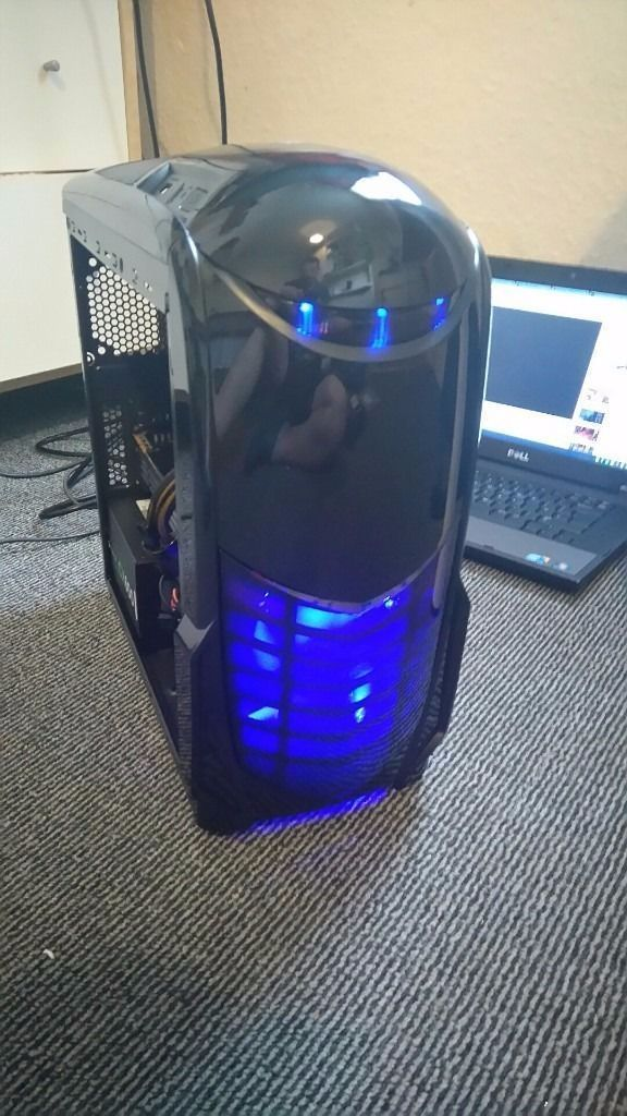 GAMING PC-AMD FX 4300,8GB RAM,1 TB SATA,HDMI,XFX HD 6950 2GB!!!