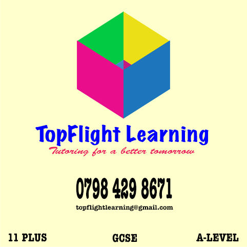 TopFlight Learning - 11+/GCSE/A-LEVEL