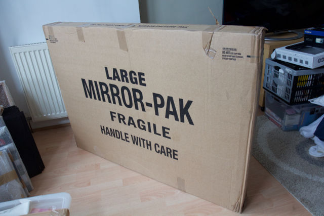 Cardboard Boxes for Moving House & Storage